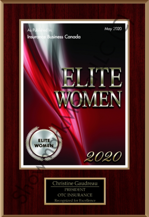 Elite plaque